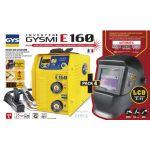 Сварочный инвертор GYS Gysmi E160 + Маска LCD Techno 11 (Франция)